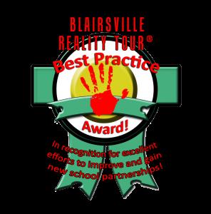 Blairsville Best Practice Award