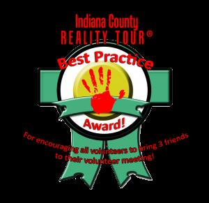 Indiana Best Practice Award - Friends