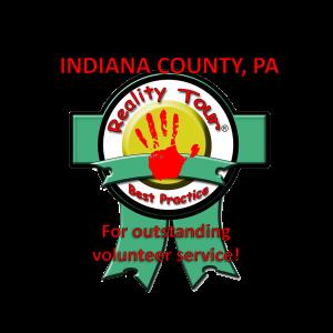 Indiana Best Practice Award - Volunteer
