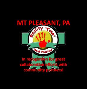 Mt. Pleasant Best Practice Award - YMCA