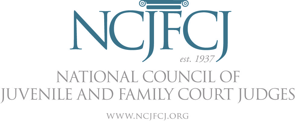 national council of juvenile and family court judges logo